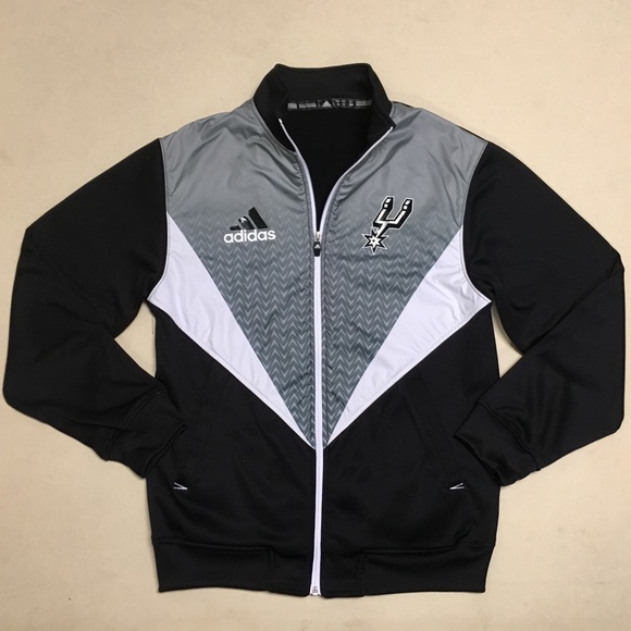 35fa0aa47 adidas Other - San Antonio Spurs - Adidas Men s Warmup Jacket 🏀